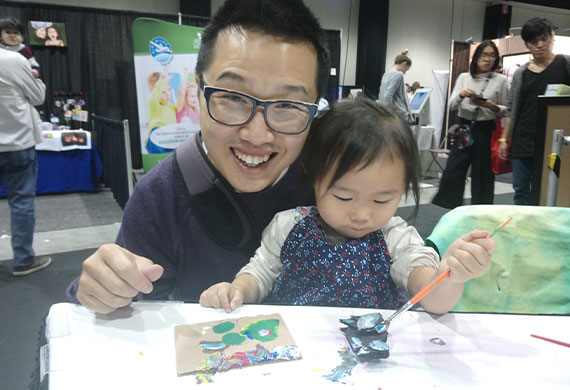 Calgary Baby and Tot show