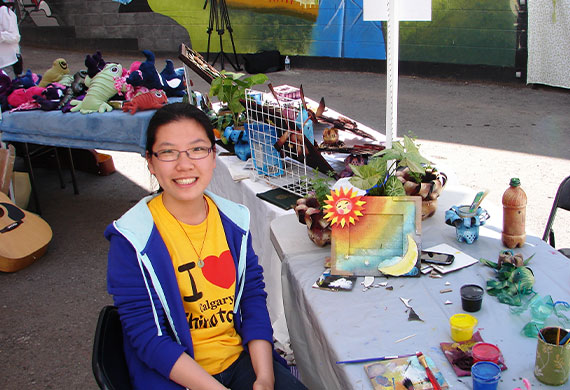 Chinatown Street Festival Go Eco