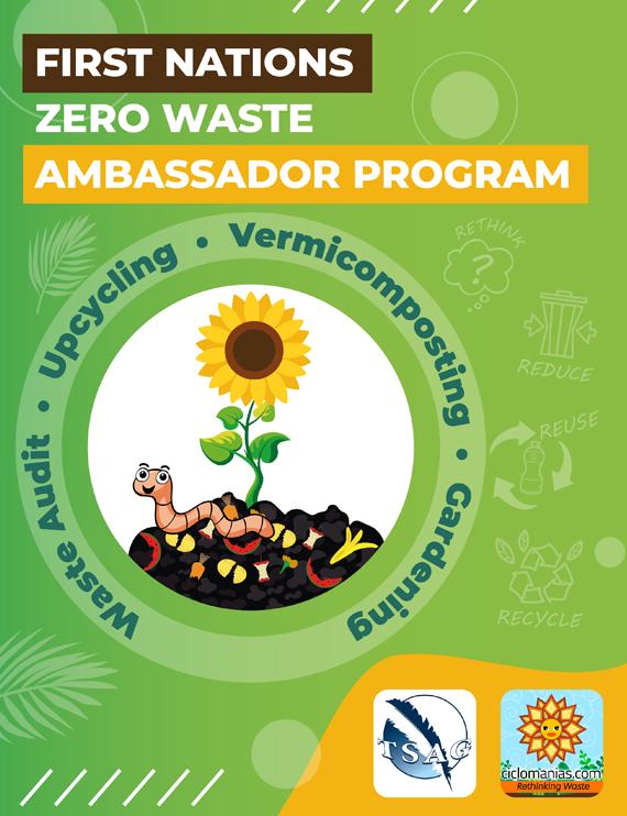 Zero Waste Ambassadors at Home Program